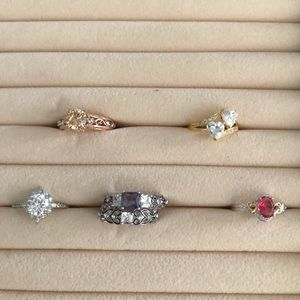 Jewelry - Beautiful Rings